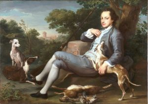 Sir Humphrey Morice 1761-1762, (Pompeo Batoni 1708-1787)