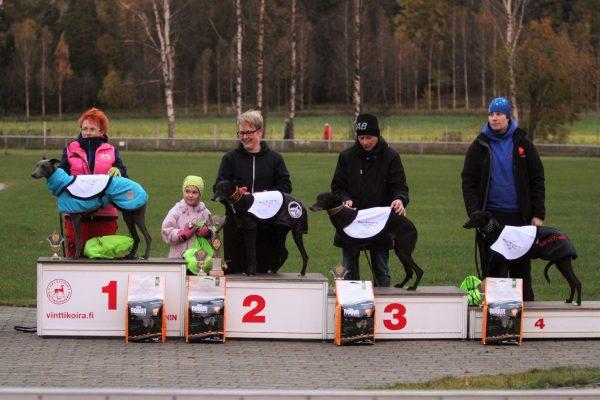 Team Race 2016 voittajat © Emmi Ventelä