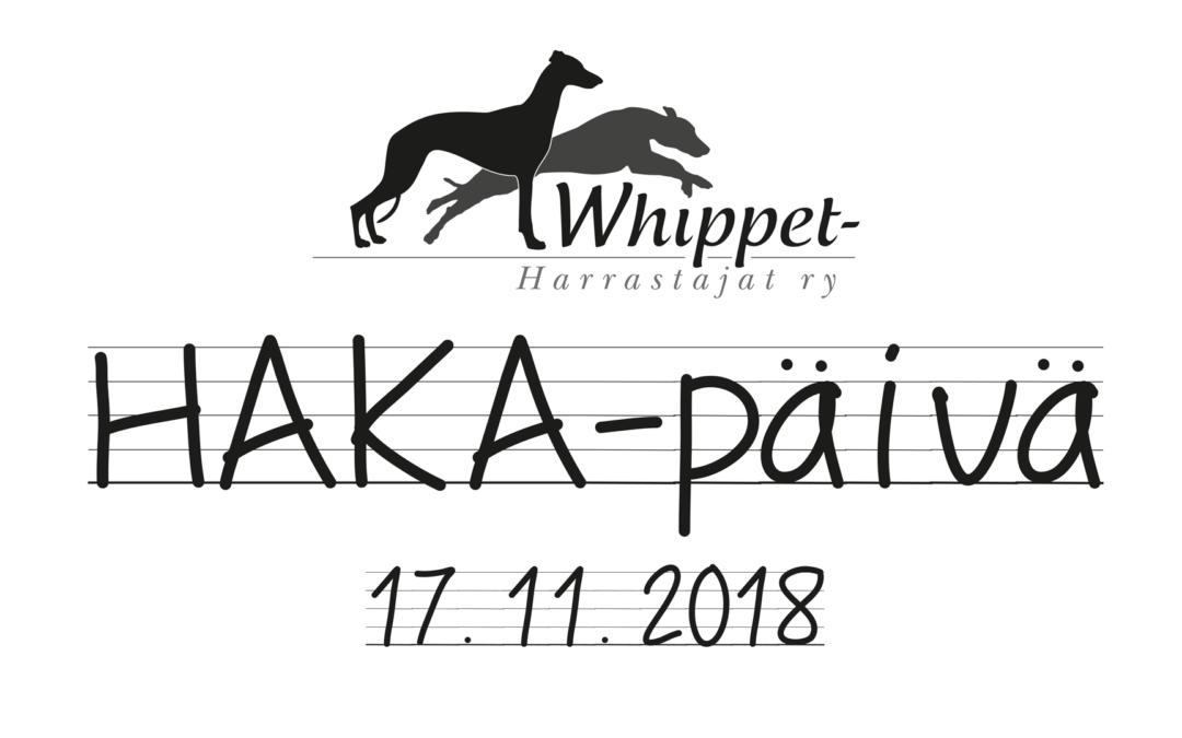 HAKA – päivä 17.11.2018